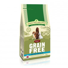 James Wellbeloved GRAIN FREE Adult - Fish & Veg 10kg x2 (20kg)