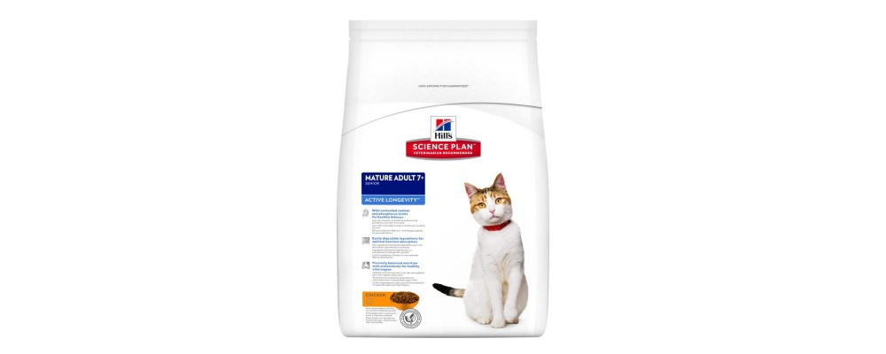 Hills Feline Mature Adult 7+ Chicken 2kg