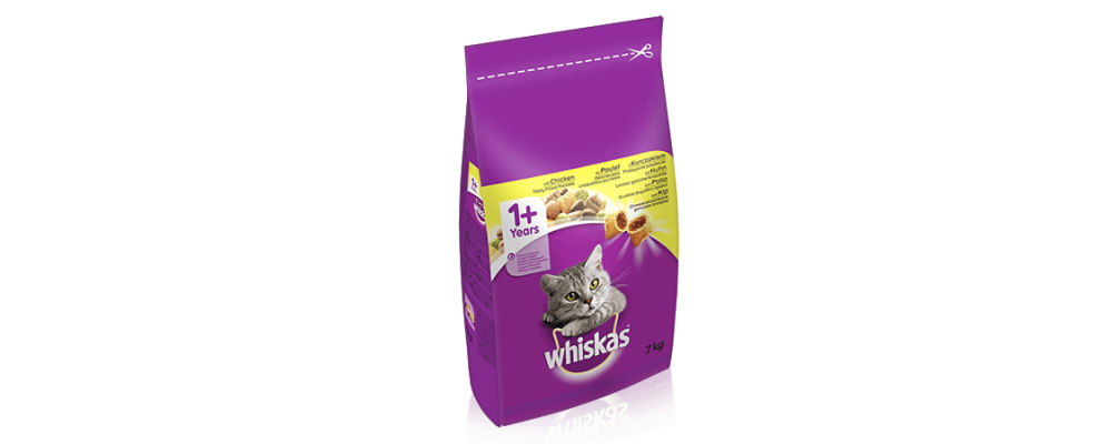 Whiskas Adult Cat 1+ 7kg