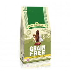 James Wellbeloved GRAIN FREE Adult - Lamb and Veg 10kg