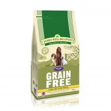 James Wellbeloved GRAIN FREE Adult - Lamb & Veg 10kg x2 (20kg)