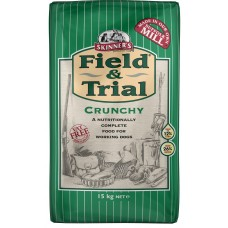 Skinners Field and Trial Crunchy Vat Free 15kg