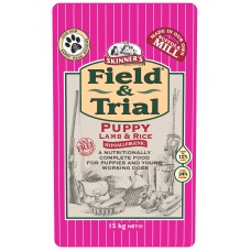 Skinners Field and Trial Puppy Lamb and Rice Hypoallergenic 15kg