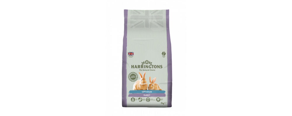 Harringtons Optimum Rabbit Nuggets 2kg - Promo