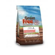 Totally Grain Free 50% Salmon, Trout and Sweet Potato 2kg