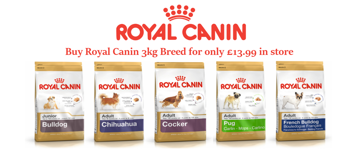 Royal Canin 3kg Breed Health