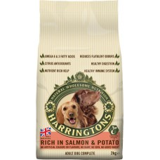 Harringtons Adult Salmon and Potato 12kg