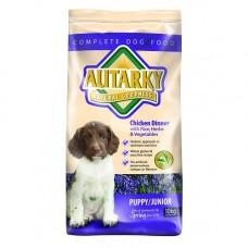 Autarky Complete Puppy - Junior 12kg VAT FREE