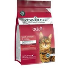 Arden Grange Adult Cat - Fresh Chicken and Potato 2kg
