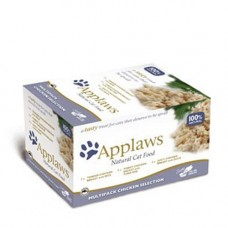 Applaws Chicken Pot Selection Multipack 8x60g