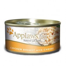 Applaws Chicken Breast with Cheese 24x156g