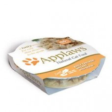 Applaws Juicy Chicken Breast with Duck Pot 10x60g