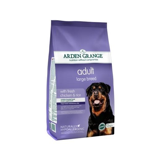 Buy Arden Grange Adult Dog Large Breed 12kg From