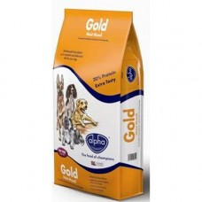 Alpha Gold Moist Muesli 15kg VAT FREE