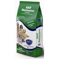 Alpha Maintenance Sporting Dog 15kg VAT FREE