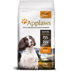 Applaws Adult Small/Medium Chicken 7.5kg