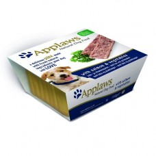 Applaws Dog Pate Salmon and Vegetables 7x150g