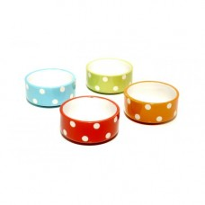 Mason Cash Polka Dot Small Bowl 8cm, Assorted