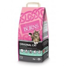 Burns Original Cat - Fish and Brown Rice 2kg