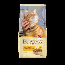 Burgess Supacat Adult Cat Rich in Chicken with Duck 1.5kg