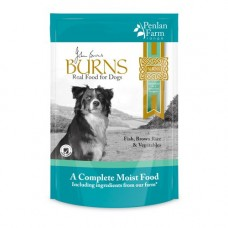 Burns Lamb, Brown Rice and Veg Pouches 6x400g