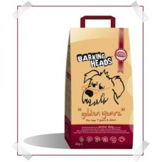 Barking Heads Golden Years - Chicken and Trout 12kg