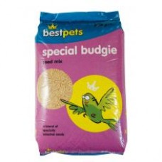Bestpets Special Budgie 20kg