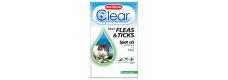 Bob Martin Clear Spot On Cat 3, Flea Tick Treatments