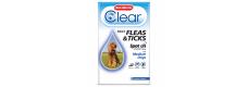 Bob Martin Clear Spot On Medium Dog, 3 Flea Tick Treatments