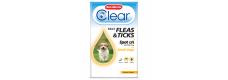 Bob Martin Clear Spot On Small Dog, 1 Flea Tick Treatment