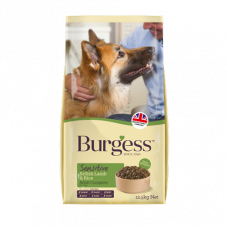 Burgess Sensitive Adult British Lamb 2kg