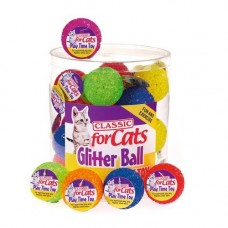 Classic Glitter Ball, Single