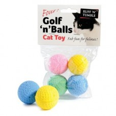 Ruff N Tumble Golf N Balls 4 Pack