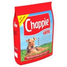 Chappie Complete Beef and Wholegrain 15kg