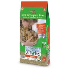 Cats Best Öko Plus Wood Cat Litter 30 Litre 15kg