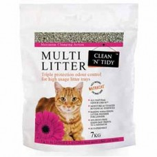 Clean N Tidy Multi Clumping Cat Litter 7kg