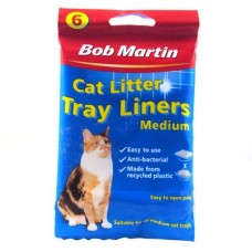 Bob Martin Litter Tray Liners Medium