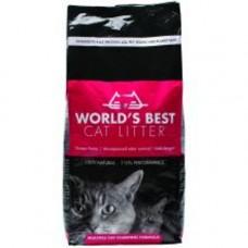 Worlds Best Clumping Cat Litter 12.75kg, Extra Strong