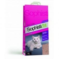 Sophisticat Sanicat Pink Non Clumping Cat Litter 8 Litre
