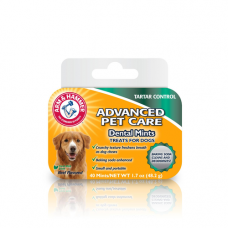 Arm and Hammer Dog Dental Mints, Beef 45g
