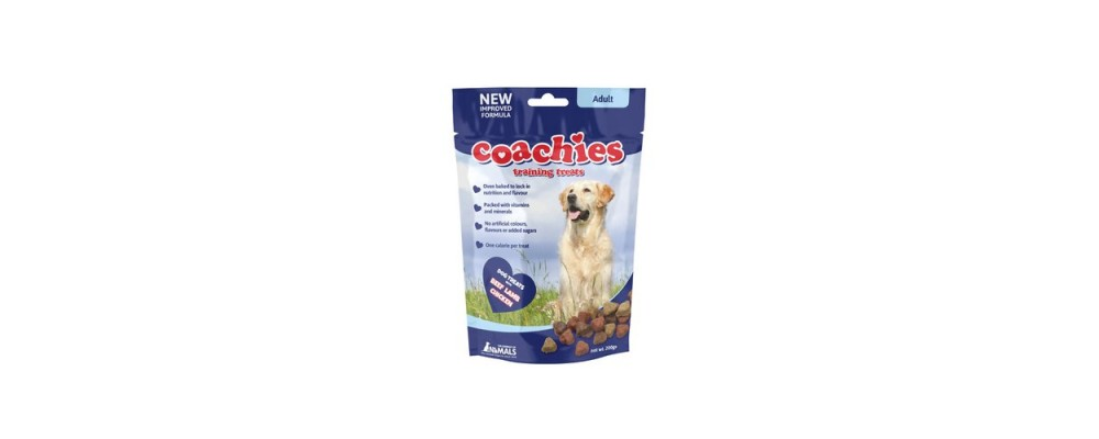 Coachies Training Treats Adult 200g