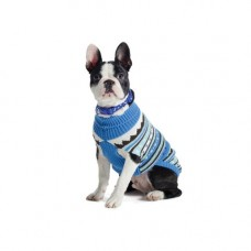 Ancol Alpine Blue Sweater - Large