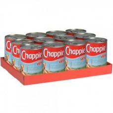 Chappie Cans - Original 12x412g