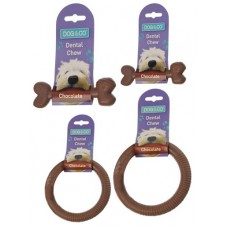 Dog and Co Chocolate Bone - Large