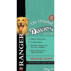 Davies Ranger Wheat Gluten Free Senior/Light 9kg