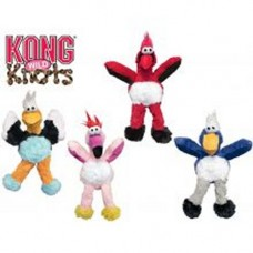 Kong Wild Knots Birds Plush Med/Large Assorted