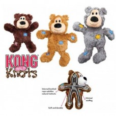 Kong Wild Knots Bears Plush Med/Large Assorted