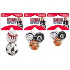 Kong Sport Balls Medium 3 Pack
