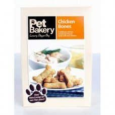 Pet Bakery Chicken Bones 240g