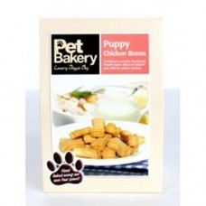 Pet Bakery Puppy Chicken Bones 240g